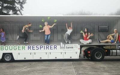 Ça bouge dans notre Game Truck!